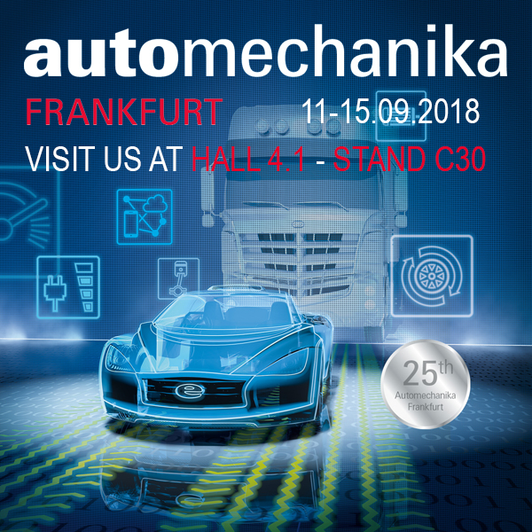 automechanika francoforte 2018